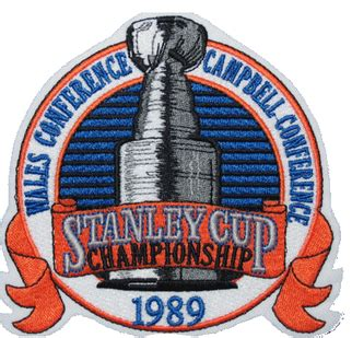 1989 Stanley Cup Finals - Wikipedia