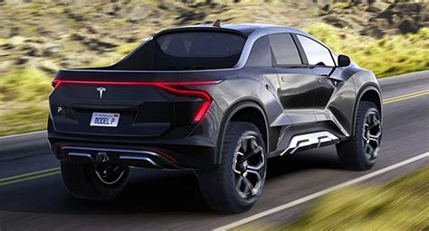 2021 Tesla Electric Pickup Truck - Review, Specs, Price