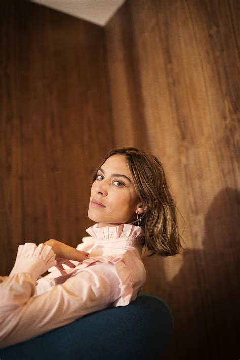 Alexa Chung And Marks And Spencer To Launch Archive By