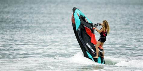 Sea-Doo's Newest Lets You Pull Off Tricks Like a Pro - Maxim