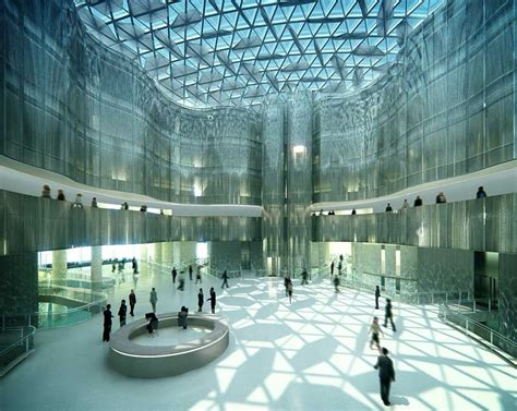 Madrid City of Justice Building by Foster + Partners - e
