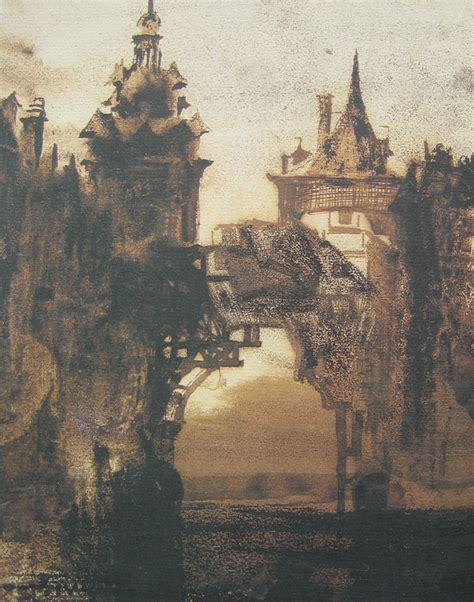 Victor Hugo's Blotto Drawings In Coal, Dust And Blood