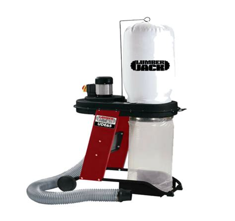 Lumberjack UDE65 65L Chip and Dust Collector Extractor