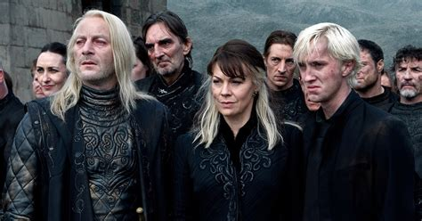 """""""Harry Potter"""" Character Lucius Malfoy Inspires Name of"""