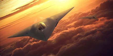 Air Force New Fighter Jet: Theories, Facts About the