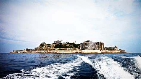 Deserted Places: Hashima, the ghost island of Japan