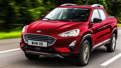 2021 Ford Courier Pickup Truck Release Date, Specs, Price