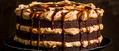 Chocolate Cake Recipe with Burnt Butterscotch Frosting
